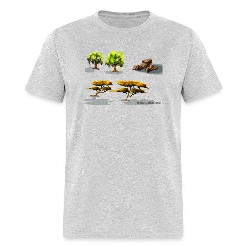 Naturelle - Men's T-Shirt