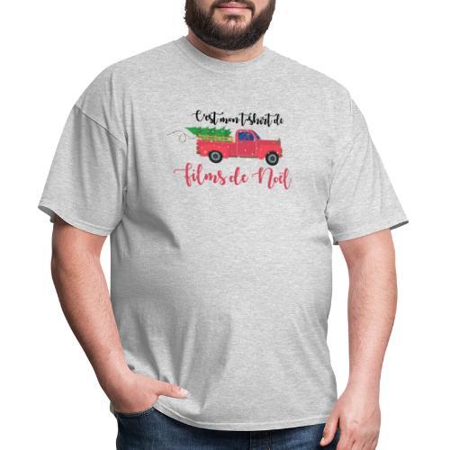 t-shirt de films de noel - Men's T-Shirt