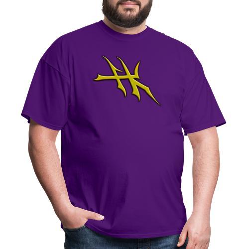 Blayde Symbol (Gold) - Men's T-Shirt