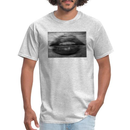 Blurry Lips - Men's T-Shirt