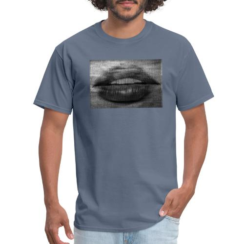 Blurry Lips - Men's T-Shirt