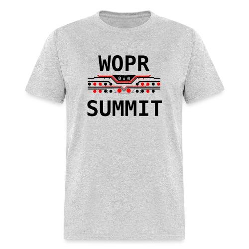 WOPR Summit 0x0 RB - Men's T-Shirt