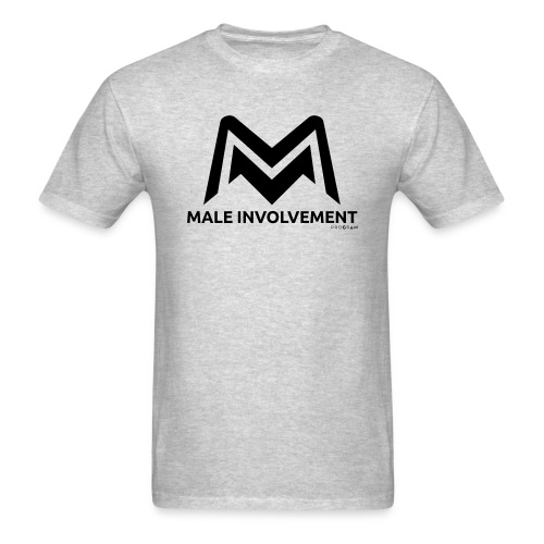 maleinvolvement - Men's T-Shirt