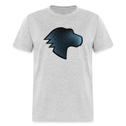 Dino Gradient - Men's T-Shirt