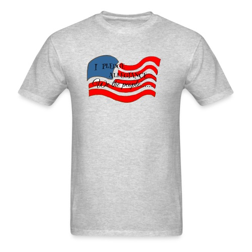 We the people - Men's T-Shirt