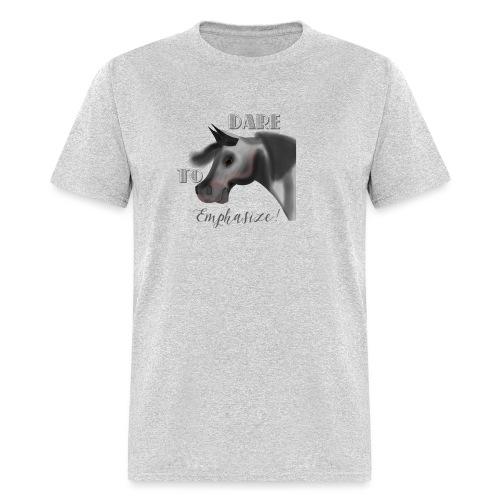Dare to Emphasize Merch - Men's T-Shirt
