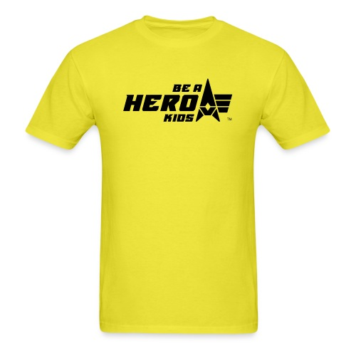 BHK primary black TM - Men's T-Shirt
