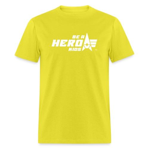 BHK primary white TM - Men's T-Shirt