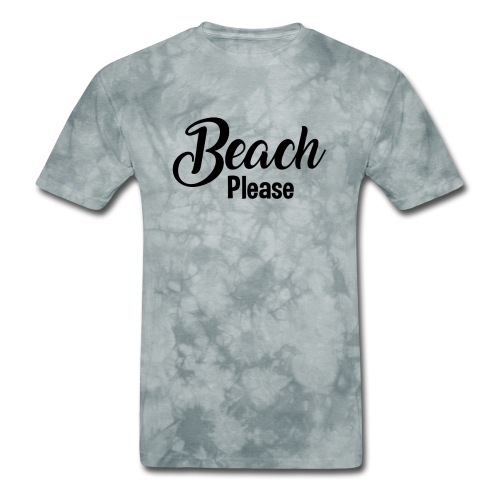 Beach Please - Men's T-Shirt