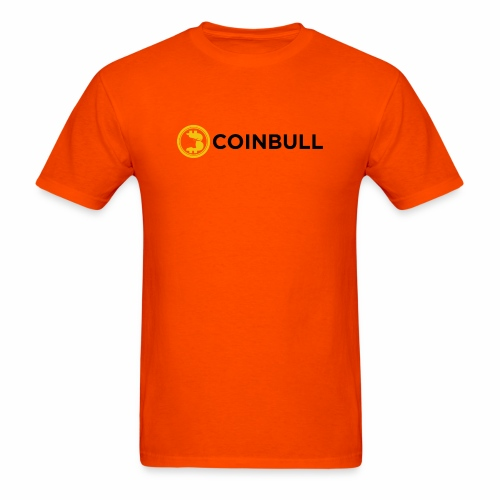 Coinbull - Men's T-Shirt