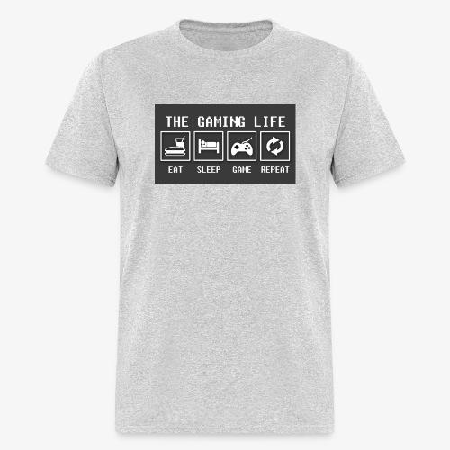 Gaming is life - Men's T-Shirt