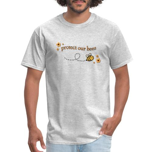 save the bees - Men's T-Shirt