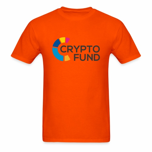 Cryptofund - Men's T-Shirt