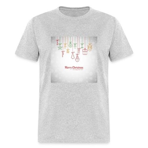 Merry Christmas Happy new year ! - Men's T-Shirt