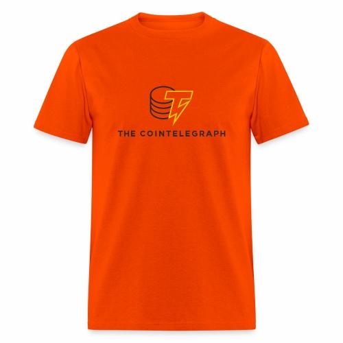 cointelegraph branding - Men's T-Shirt