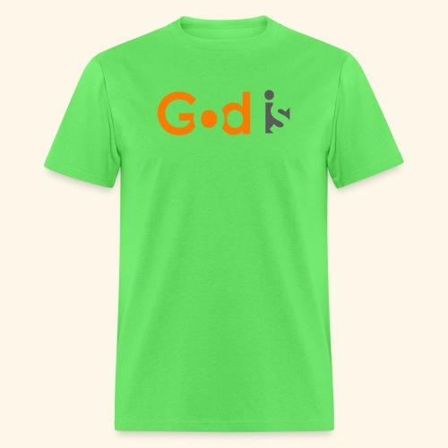 GOD IS #6 - Men's T-Shirt