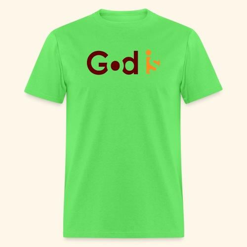 GOD IS #5 - Men's T-Shirt