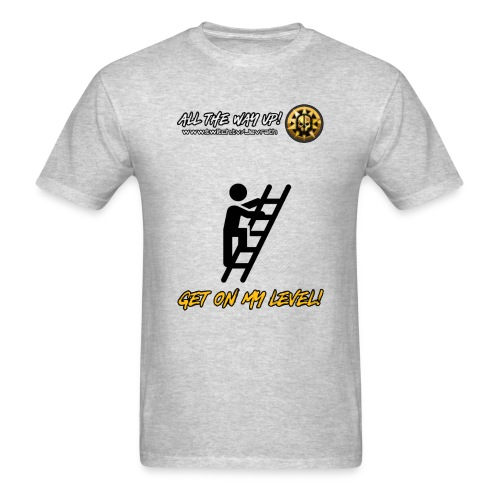 LEVEL - Men's T-Shirt