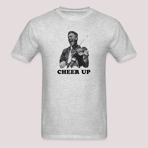 Cheer Up - Men's T-Shirt
