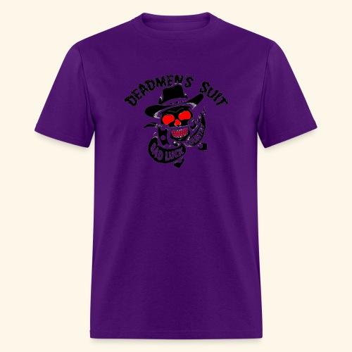 Deadmen's Suit Bad Luck#Skull - Men's T-Shirt