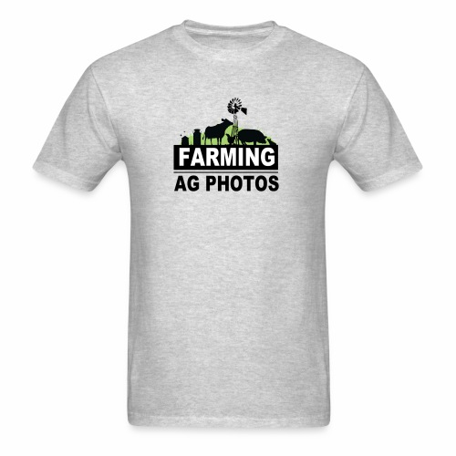 Farming Ag Photos - Men's T-Shirt