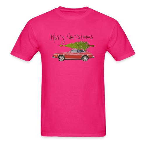 Ford Pinto Merry Christmas - Men's T-Shirt