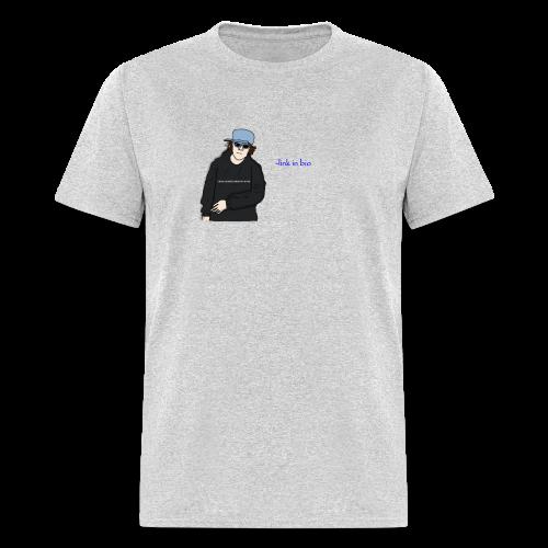 Link in bio tee 2 - Men's T-Shirt