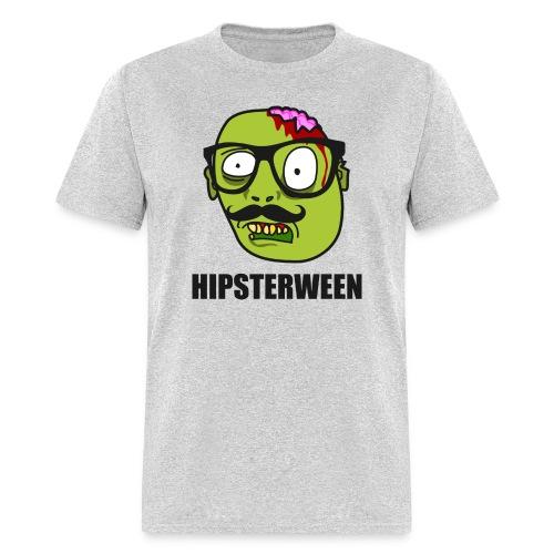 Hipsterween Zombie - Men's T-Shirt