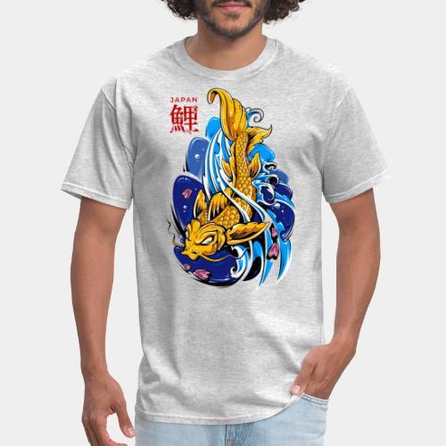 japan fish - Men's T-Shirt