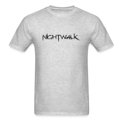 Nightwalk Logo - Men's T-Shirt