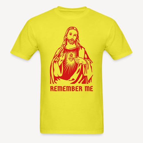 REMEMBER ME - Men's T-Shirt