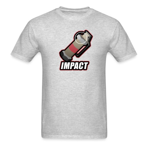 impact logo png - Men's T-Shirt