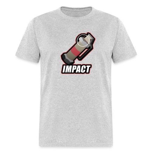 impact logo png - Men's T-Shirt