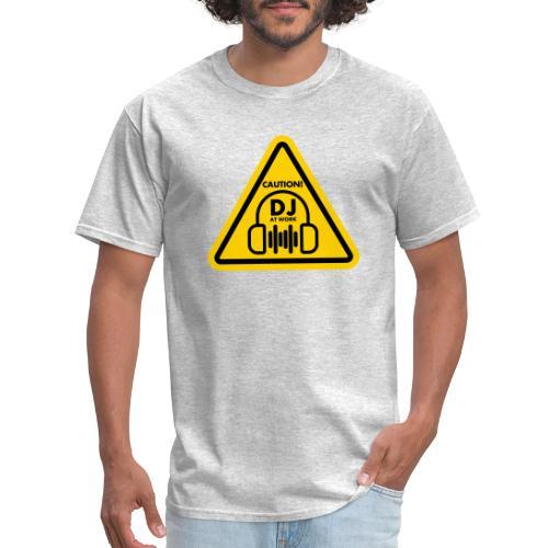 DJ At Work - Men's T-Shirt
