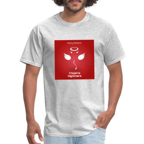 Chopin's Nightmare - Men's T-Shirt
