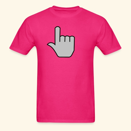 click - Men's T-Shirt