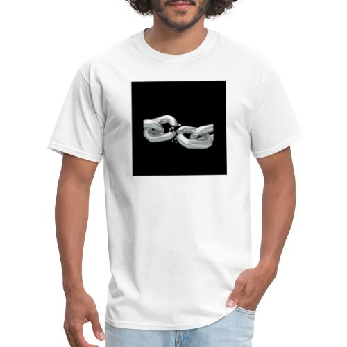 break the chains - Men's T-Shirt