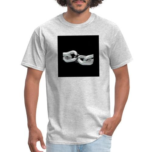 break the chains - Men's T-Shirt