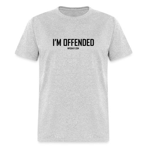I m Offended but in Dark - Men's T-Shirt