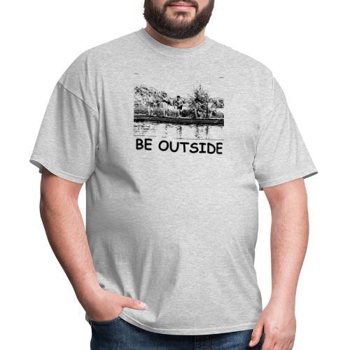 Be Outside - Men's T-Shirt