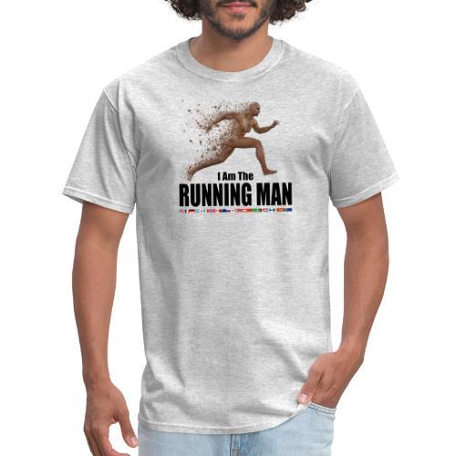 I am the Running Man - Cool Sportswear - Men's T-Shirt