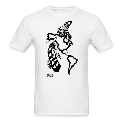NativeLand - 7thGen - Men's T-Shirt