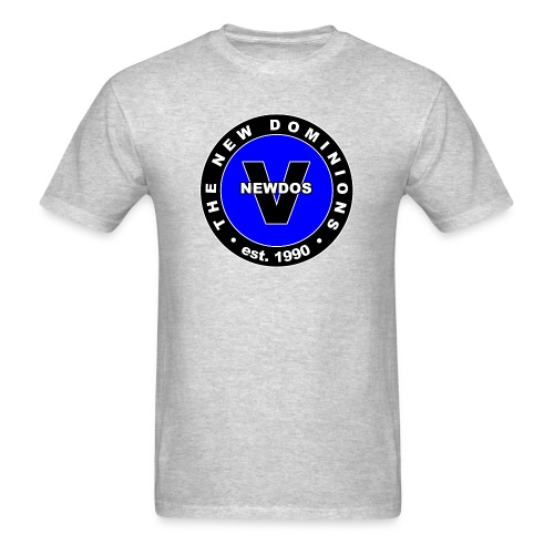 Circular V-Logo - Men's T-Shirt