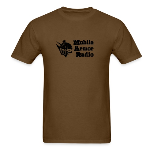 MAR1 Black - Men's T-Shirt