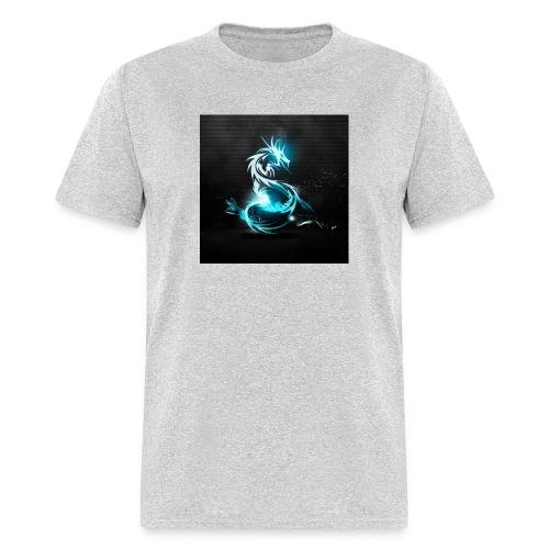 dragon light - Men's T-Shirt