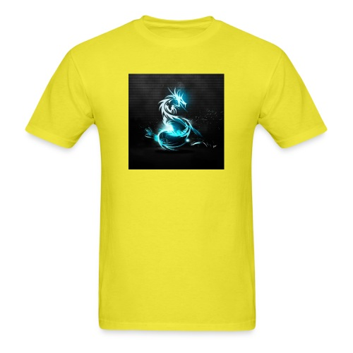 dragon light - Men's T-Shirt