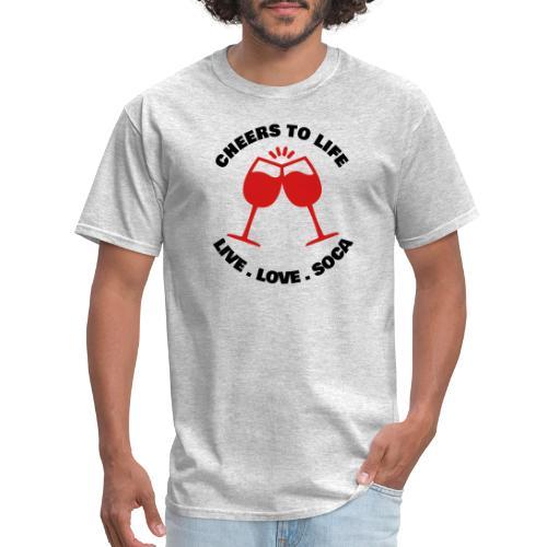 Cheers To Life - Men's T-Shirt