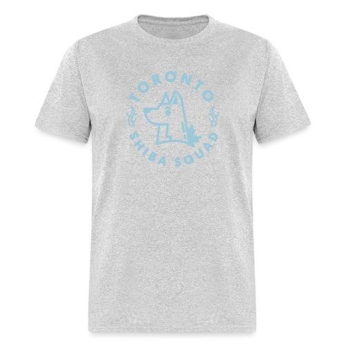 SHIBASQUAD blue - Men's T-Shirt
