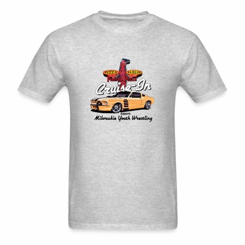 Cruise in - Men's T-Shirt