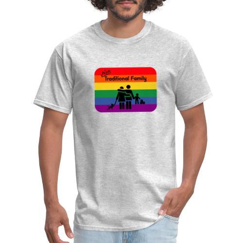 Non Traditional Family - Men's T-Shirt